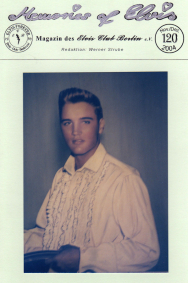 Memories Of Elvis - Nr. 120