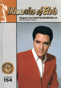 Memories Of Elvis - Nr. 154
