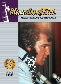 Memories Of Elvis - Nr. 189