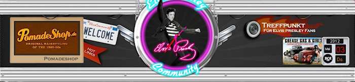Elvis Presley Community