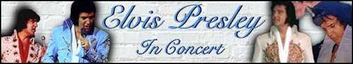Elvis Presley In Concert