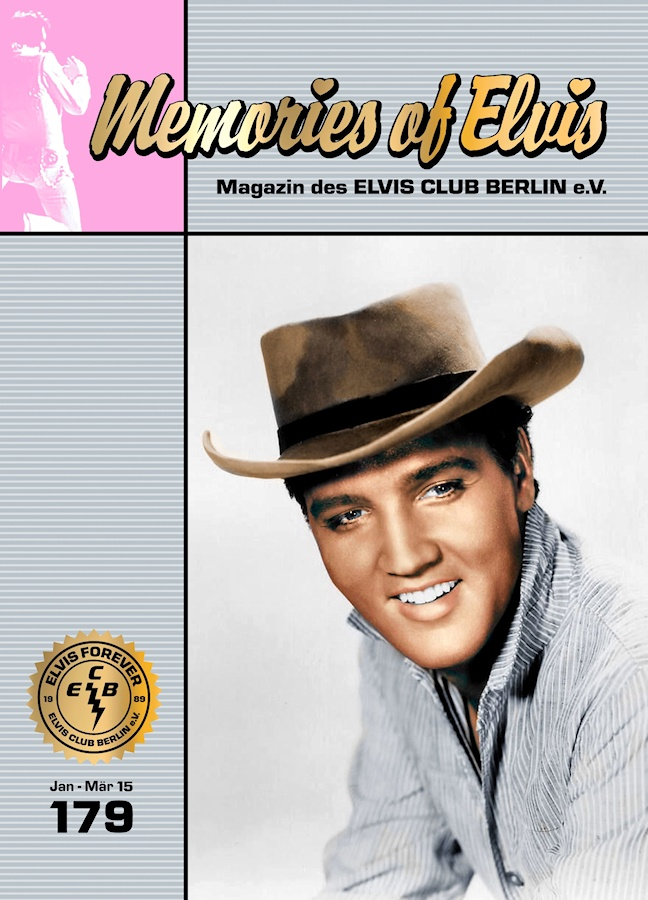 "Memories Of Elvis"" - Nr.179"