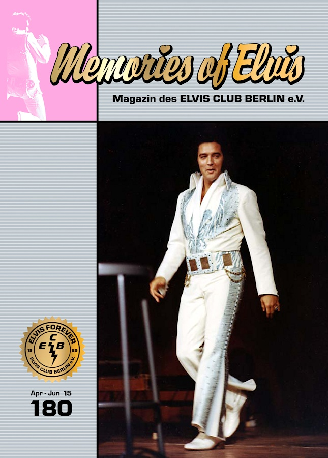 """Memories Of Elvis"" - Nr.180"
