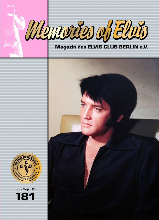 """Memories Of Elvis"" - Nr.181"