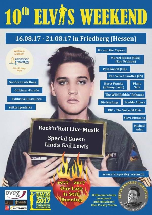 10th Elvis Weekend