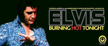 Elvis - Burning Hot Tonight
