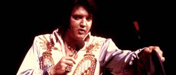 Elvis Presley - Holding His Own In Tahoe!