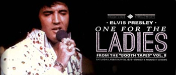 Elvis Presley - One For The Ladies (From The Booth Tapes - Volume 8)