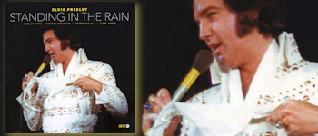 Elvis Presley - Standing In The Rain