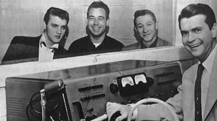 Elvis - Bill Black - Scotty Moore - Sam Philipps