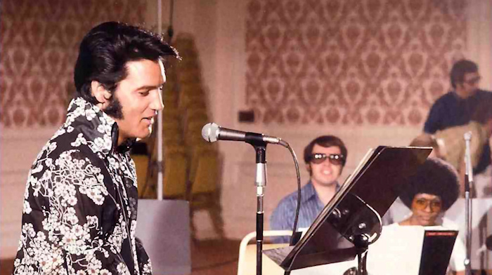 "Elvis in ""That´s The Way It Is"""
