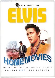 Elvis: Home Movies - Volume 1 - The Fifties