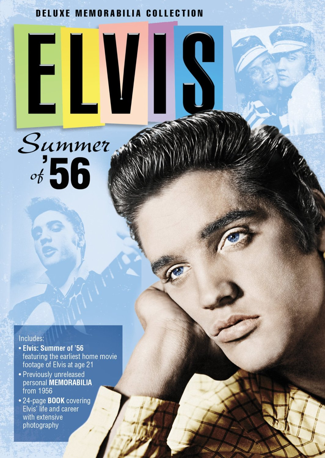 Elvis - Summer Of '56 (Deluxe Memorabilia Collection)