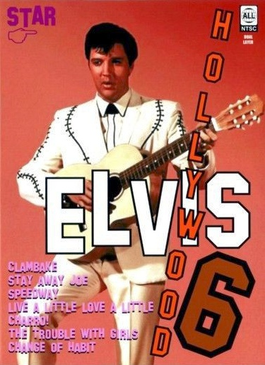 Hollywood Elvis - Volume 6
