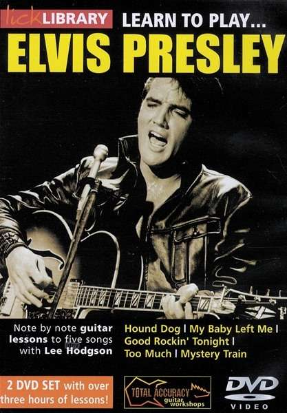 Learn To Play ... Elvis Presley