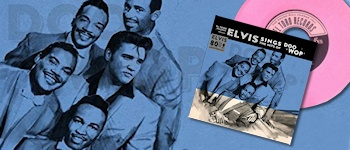 Elvis Sings The Hits Of Doo Wop