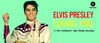 Elvis Presley - Loving You + 3 Bonus Tracks