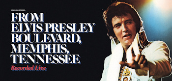 From Elvis Presley Boulevard Memphis Tennessee