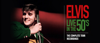 Elvis - Live In The 50´s: The Complete Tour Recordings