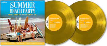 Summer Beach Party - Songs & Sounds That Give You A Better Tan