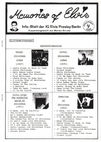 Memories Of Elvis - Nr. 4
