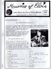 Memories Of Elvis - Nr. 24
