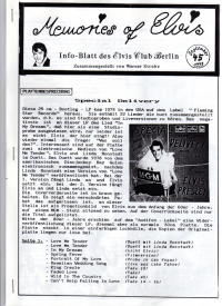 Memories Of Elvis - Nr. 45