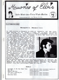 Memories Of Elvis - Nr. 46