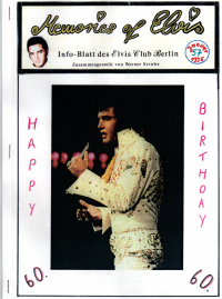 Memories Of Elvis - Nr. 57