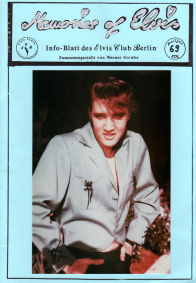 Memories Of Elvis - Nr. 69