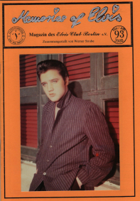 Memories Of Elvis - Nr. 93