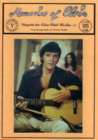Memories Of Elvis - Nr. 103