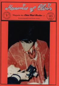Memories Of Elvis - Nr. 105