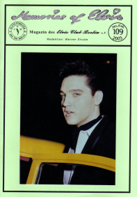 Memories Of Elvis - Nr. 109