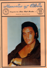 Memories Of Elvis - Nr. 111
