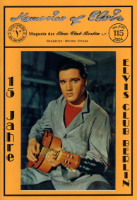 Memories Of Elvis - Nr. 115