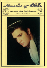Memories Of Elvis - Nr. 118