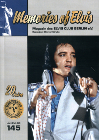 Memories Of Elvis - Nr. 145