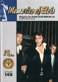 Memories Of Elvis - Nr. 148