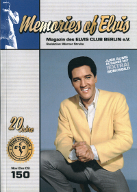 Memories Of Elvis - Nr. 150