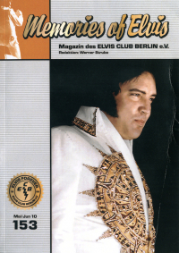 Memories Of Elvis - Nr. 153