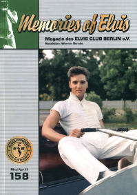 Memories Of Elvis - Nr. 158