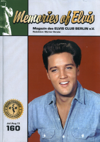 Memories Of Elvis - Nr. 160