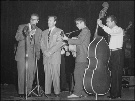 Bill Randle- Tommy Edwards - Elvis - Bill Black