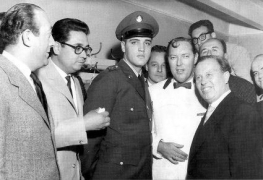 Elvis & Bill Haley