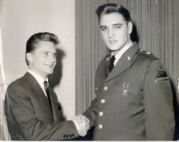 Little Gerhard & Elvis