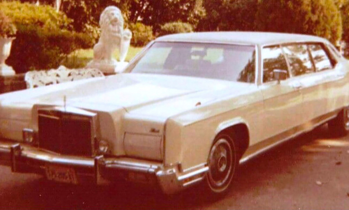 1973er Lincoln Continental