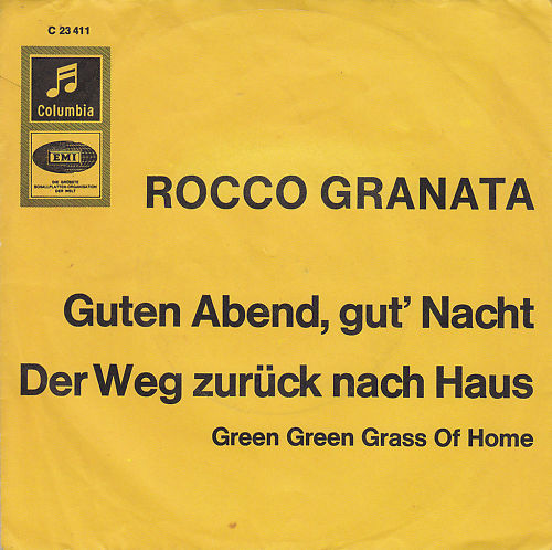 Titel von Green Green Grass Of Home