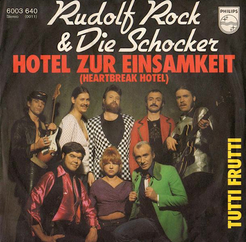 Titel von Heartbreak Hotel