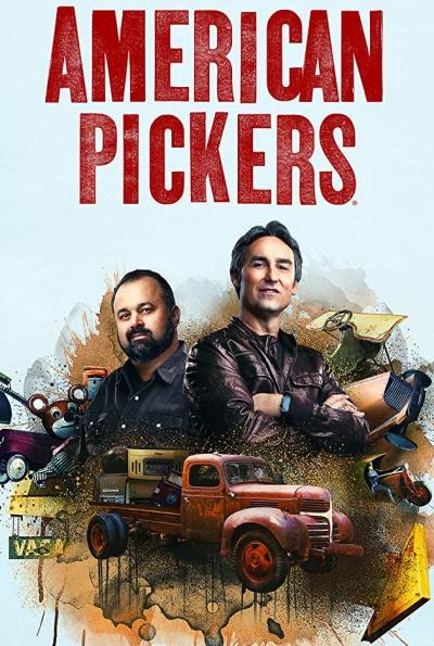 American Pickers - Die Trödelsammler (